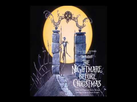 The Nightmare Before Christmas - 25 - This is Halloween (Panic! At The Disco!)