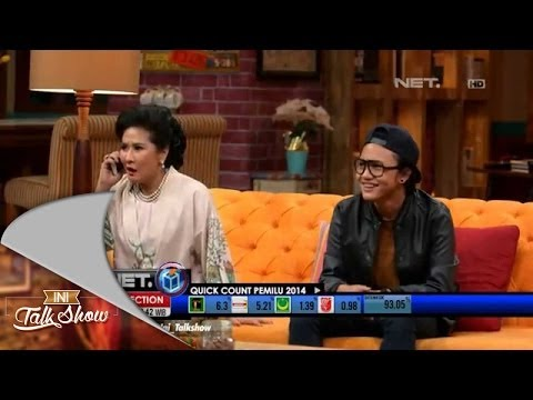 Ini Talk Show - Anak Muda Zaman Sekarang Part 4/4 - Rizky Febian anak Sule datang