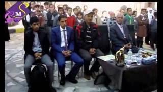 كلمة مدير المنطقة التعليمية بمنطقة الوحدة في يوم اللغة العربية   18 ديسمبر 2015مدرسة اللغات النموذجي