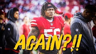 LIVE! 49ers Fans Gathering | Reuben Foster Arrested Again?!