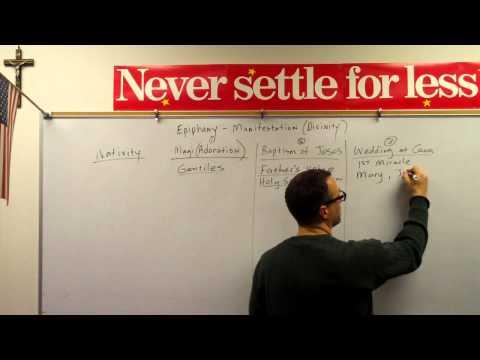 Never Settle Series - Epiphany
