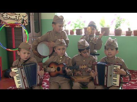Смуглянка. Таджикские дети