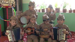 Смуглянка. Таджикские дети из детского сада №6