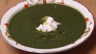 Chard & Spinach Soup
