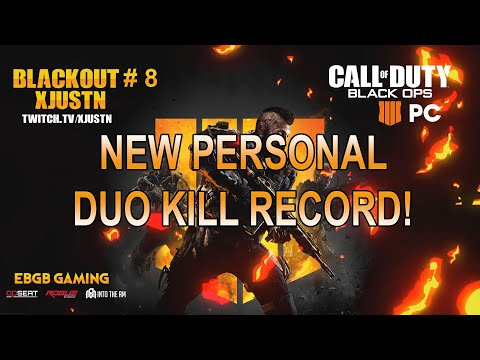NEW BLACKOUT DUO KILL RECORD! [Blackout PC]