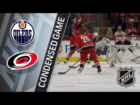 03/20/18 Condensed Game: Oilers @ Hurricanes