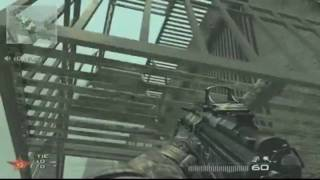 Modern Warfare2 Skidrow Glitch: Out of the map Tutorial