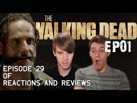 """The Walking Dead: Reactions and Reviews EP29 