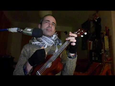 Rock And Roll Suicide Ukulele Bowie Tribute Youtube