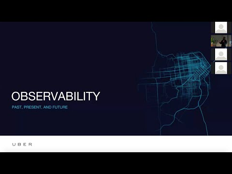 Observability at Uber Engineering: Past, Present, Future