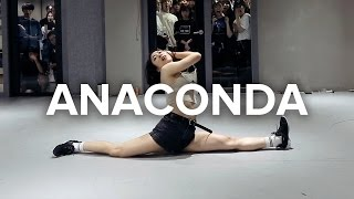 Video Anaconda - Nicki Minaj / Lia Kim Choreography download MP3, 3GP, MP4, WEBM, AVI, FLV Mei 2018