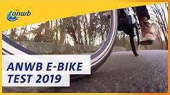 ANWB E-bike test 2019 | ANWB Fietsen