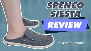 Spenco Siesta - Best Slippers for Plantar Fasciitis (2020)