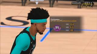 Lethal vs Self Taught NBA 2k Comp Games FULLY FINALS