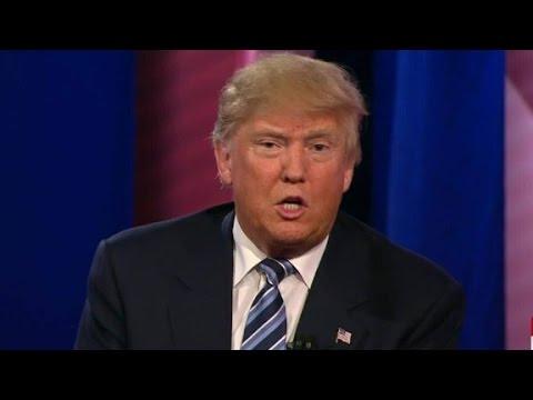 Donald Trump jokes: I would sue China