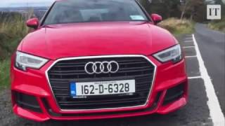 Our Test Drive: the Audi A3 Review 2016