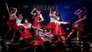 2014年10月26日 渋谷サイクロン 普通のデジカメで撮影したので音声が歪...