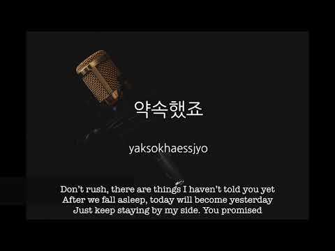 [Eng Sub] Zion.T - Snow (Karaoke/Instrumental/Piano Ver.)