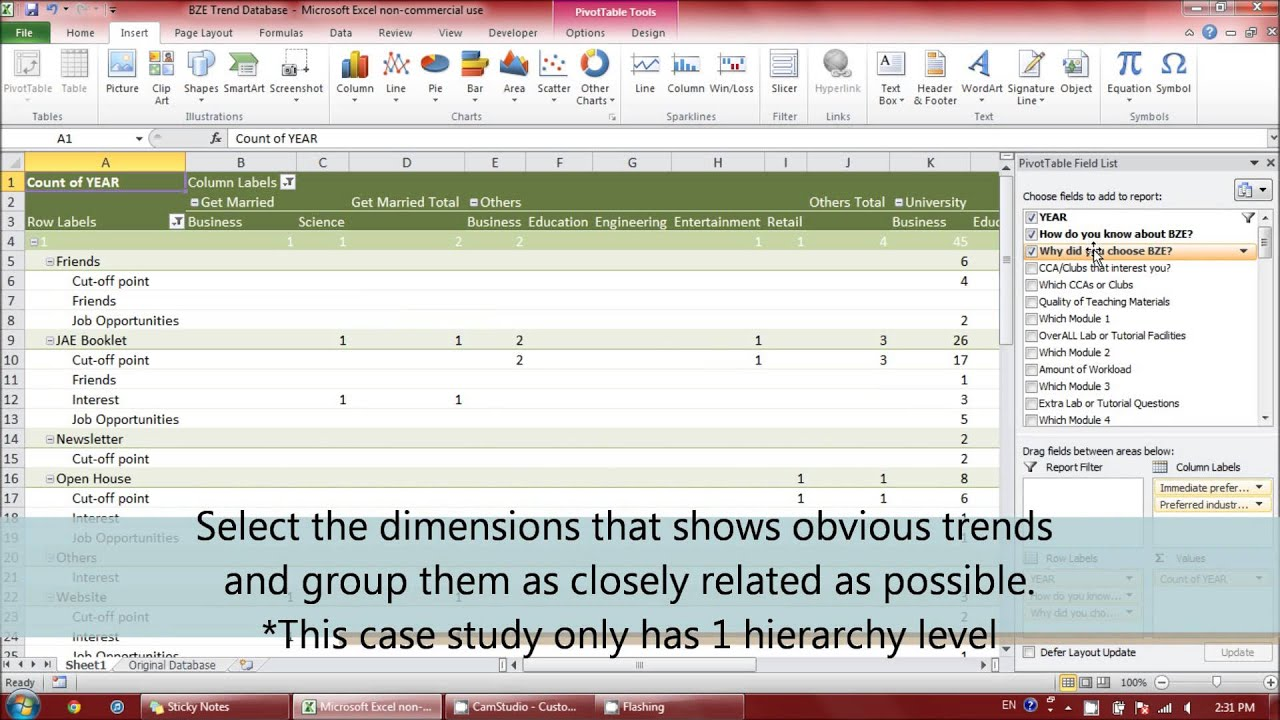 Case studies in problem solving with Microsoft Excel and VBA