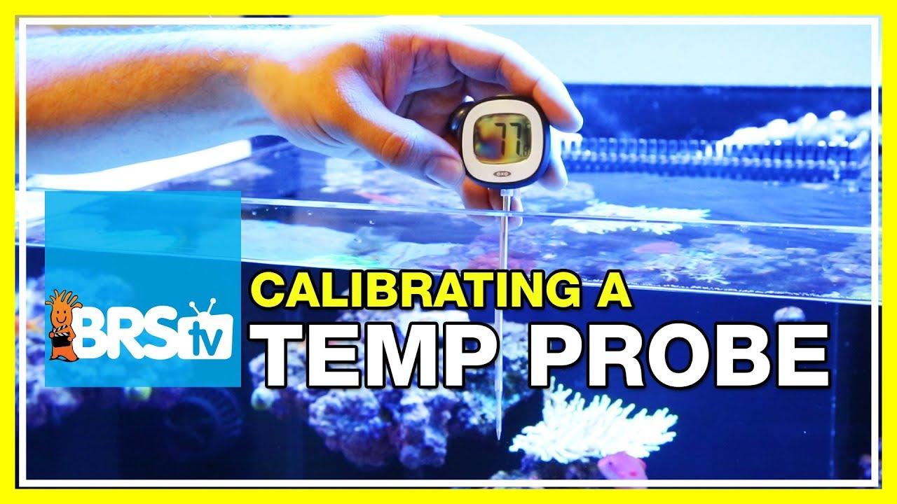 FAQ #14: How do you calibrate your reef aquarium controller's temperature  probe? | 52 FAQ