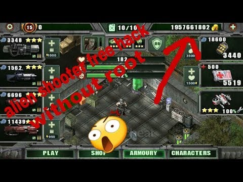 😲😲FULL HACKED ALIEN SHOOTER FREE BY SK TECHNICAL POINT 😲😲PROOF GAMEPLAY