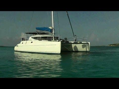 Sailing from Nassau Bahamas to the Exumas