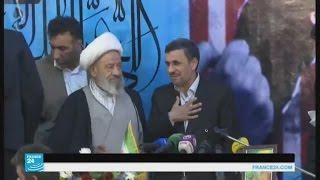 المرشد الأعلى لايرغب بترشح أحمدي نجاد للانتخابات الرئاسية الإيرانية