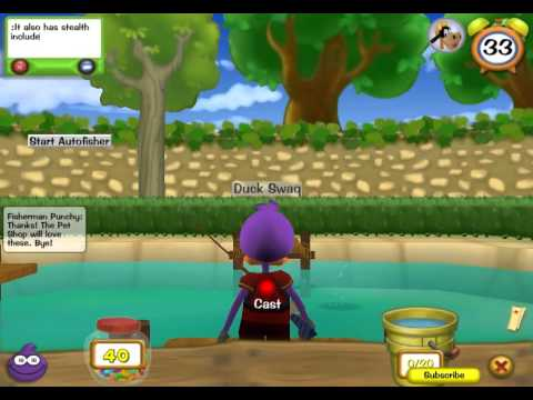 ~Release~ Toontown Fully Automatic Fishing Autoer ~Release~