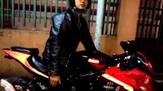 bikers kental aprilia