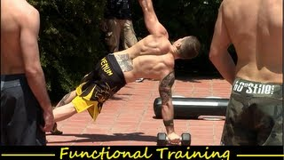 FUNCTIONAL TRAINING - CIRCUITO FITNESS