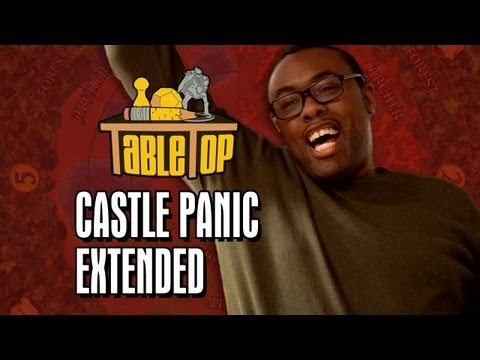 TableTop Extended Edition: Castle Panic