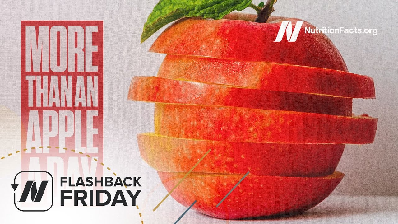 Flashback Friday: More Than an Apple a Day׃ Preventing Our Most Common Diseases