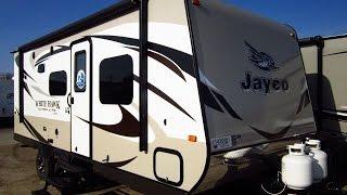 Haylettrv.com - 2015 Jayco White Hawk 20mrb Travel Trailer
