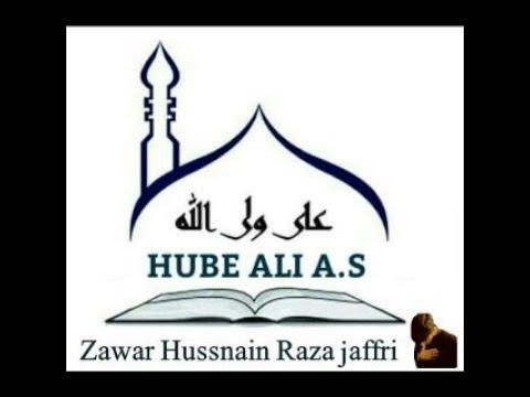 Zakir imran haider hafizabad