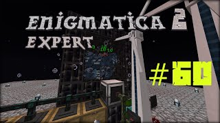Minecraft 1.12.2 Enigmatica 2 Expert Mode Skyblock #60 Wither auto grinder