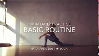 Download 1 Min Daily Practice: Basic Routline Mp3