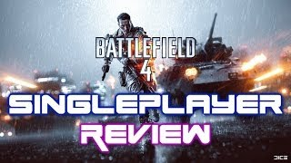 Battlefield 4 Singleplayer Campaign Review
