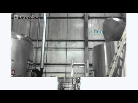 Youtube Live Brew of Continental Drift Red Rye IPA | Celt Experience Brewery