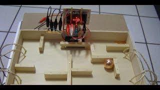 DIY micro:bit MAZE
