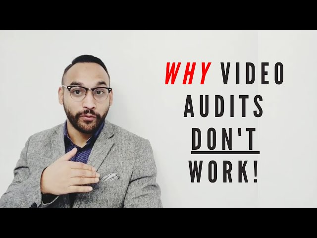 Video audits don't work | SMMA with Abul Hussain