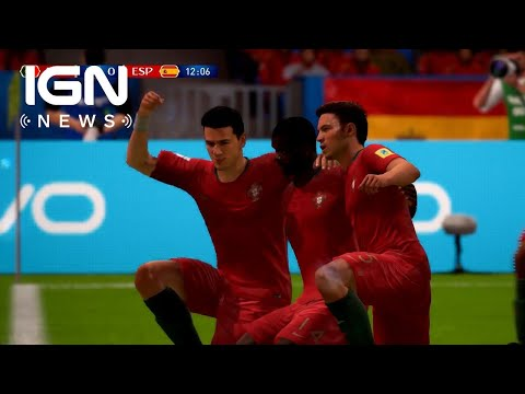 Free FIFA 18 World Cup Update Available Today - IGN News