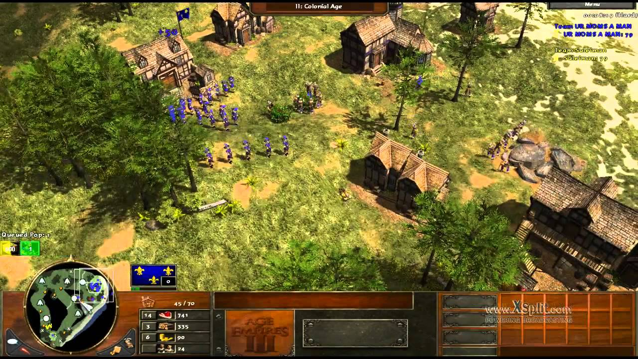 Age of Empires 3 French Rush: How to Guide