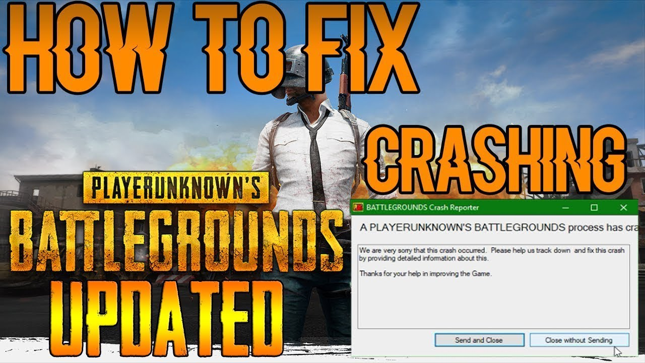 Hotkeys Added - July 2018] PUBG - Fix Crash on Launch and