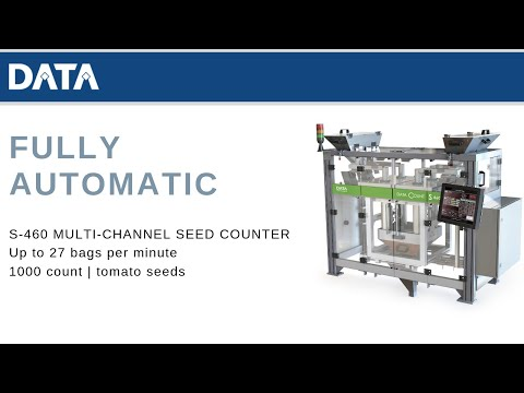 DATA Count S-460- Industrial seed counter