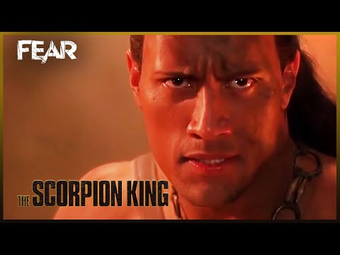 The Scorpion King Makes An Entrance | The Scorpion King