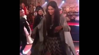 Sonam Kapoor's surprise sangeet performance by her closest friends1 #SonamKiShaadi