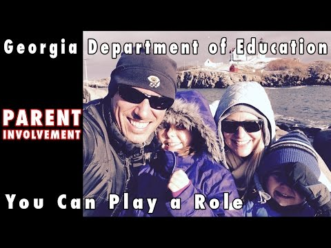 Georgia Department of Education - You Can Play a Role