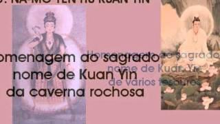Kuan Yin 33 mantras 觀音