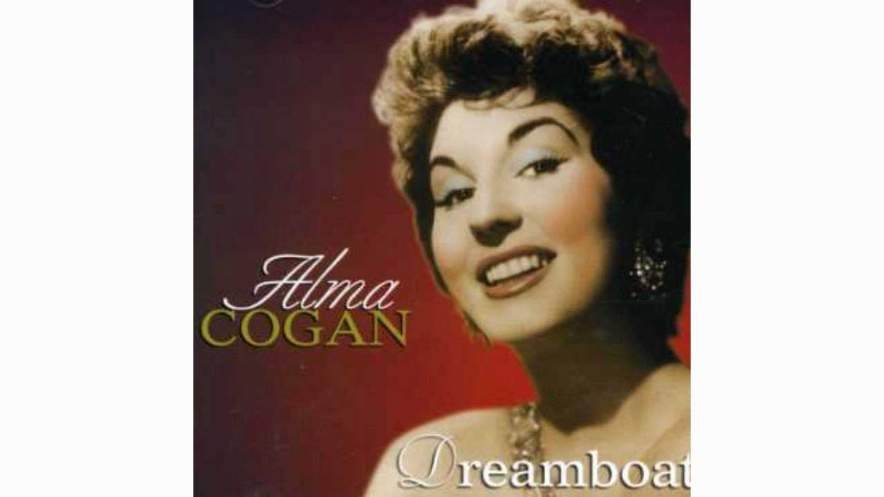 Alma Cogan Dreamboat YouTube