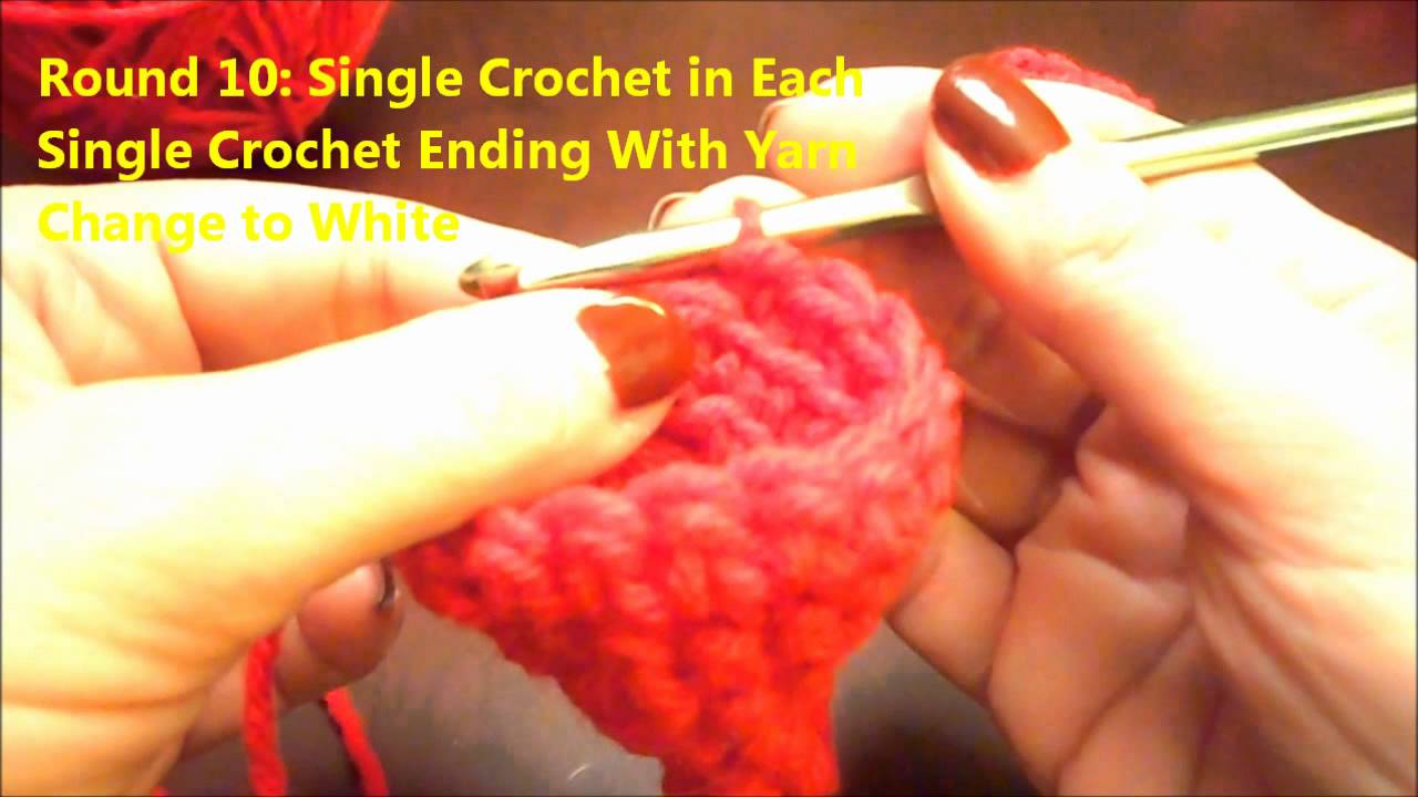 How to crochet barbie doll santa hat youtube bankloansurffo Images